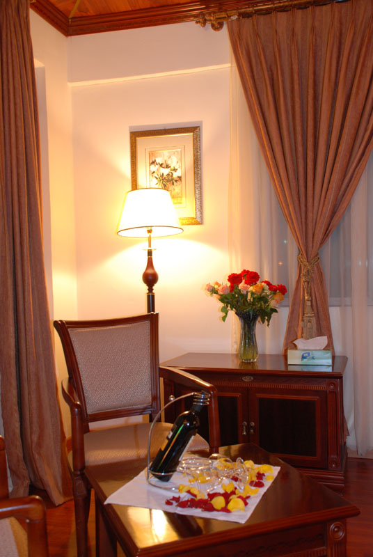 Rooms - Executive suite with great comfort